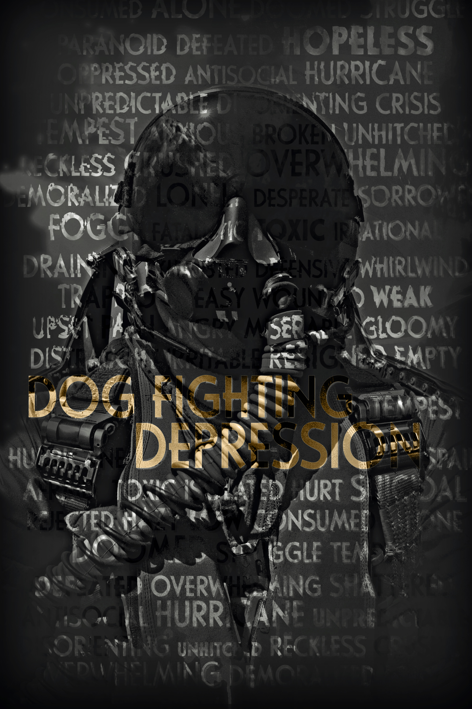 Dave Dequeljoe dogfighting depression book cover final oct 13 2018
