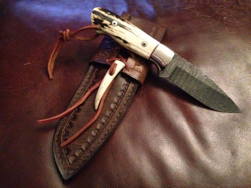 Justin Clapsaddle Clapsaddle Custom Knives
